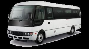 30 Seats Mitsubishi Rosa Buses